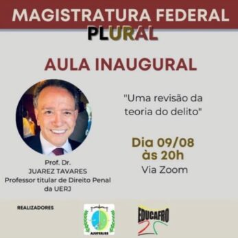magistratura plural aula inaugural